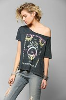Truly Madly Deeply Off-The-Shoulder Night Tee