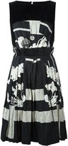 Antonio Marras floral print dress - women - Cotton/Acetate/Viscose/metal - 42