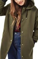 Topshop Women's 'Harley' Bomber Coat