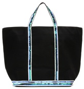 Vanessa Bruno Cabas Medium Embellished Canvas Shopper