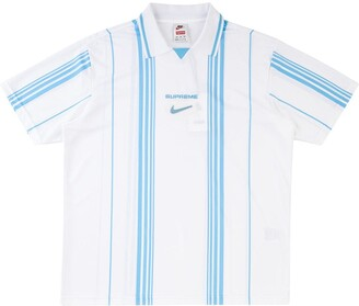 Supreme Striped Soccer Shirt