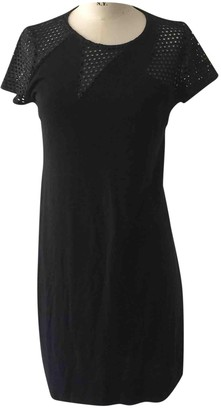 Marc by Marc Jacobs Black Cotton - elasthane Dress for Women