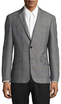 Sondergaard Striped Suit Jacket