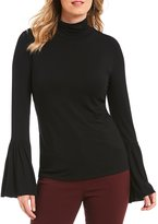 Alex Marie Mamba Long Sleeve Turtleneck Knit