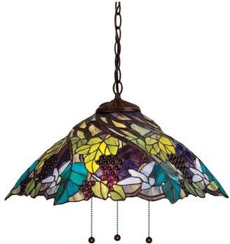 Astoria Grand Diane 3 - Light Single Dome Pendant