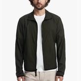 James Perse Micro Ripstop Full-Zip Jacket