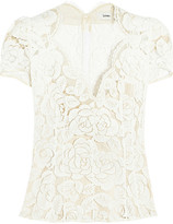 Lover Rosebud lace top