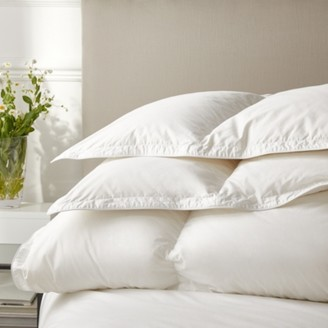 The White Company Ultimate Symons Pure Goose Down Duvet - 10.5 Tog, No Colour, Single