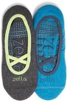 Zella Women's 'Studio' Ankle Socks