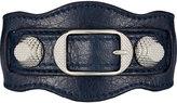 Balenciaga Women's Arena Giant Bracelet-BLUE