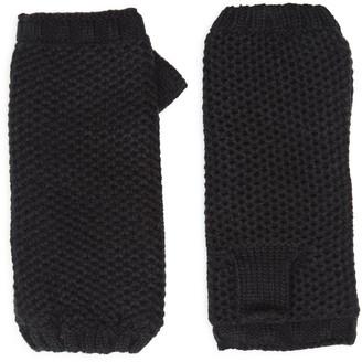 Treasure & Bond Fleece Lined Knit Hand Warmer Gloves