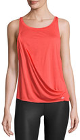 Alo Yoga Passage Draped Athletic Tank