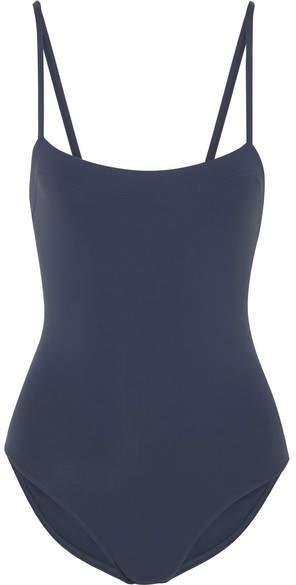 Eres Les Essentiels Aquarelle Swimsuit - Storm blue
