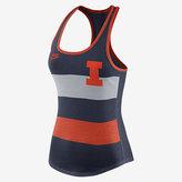 Nike Tri-Blend Team Stripe (Illinois) Women's Tank Top