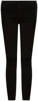Frame Le Skinny de Jeanne Satine Distressed Jeans