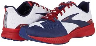Brooks Launch 8 (Nightlife/Black/White) Men's Shoes