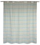 Threshold Shower Curtain - Geo Ikat