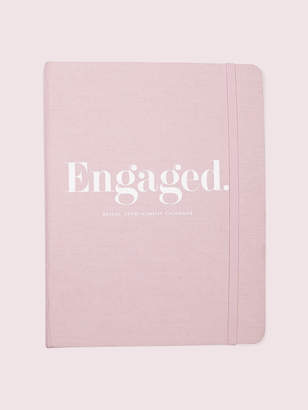Kate Spade Blush Bridal Appointment Calendar