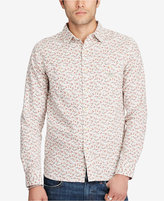Denim & Supply Ralph Lauren Men's Printed Slub Workshirt