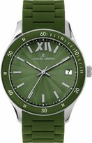 Jacques Lemans Women's 1-1623N Rome Sports Sport Analog with Silicone Strap Watch