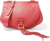 See by Chloe Collins medium textured-leather shoulder bag