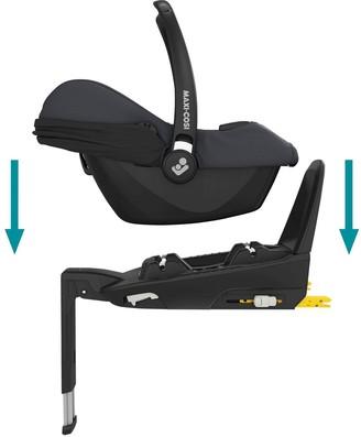 Maxi-Cosi Tinca i-Size Infant Carrier - Essential Graphite