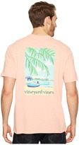 Vineyard Vines Short Sleeve Beach Time Slub T-Shirt Men's T Shirt