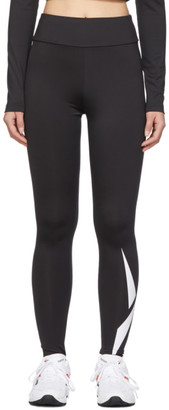 Reebok by Pyer Moss Black Collection 3 Branded Leggings