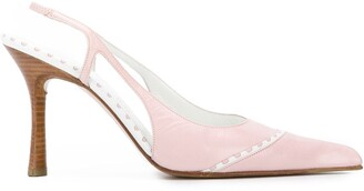 Chanel Pre Owned 2000's Slingback Pumps