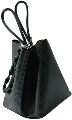 Alexander Wang Roxy Black Leather Handbags