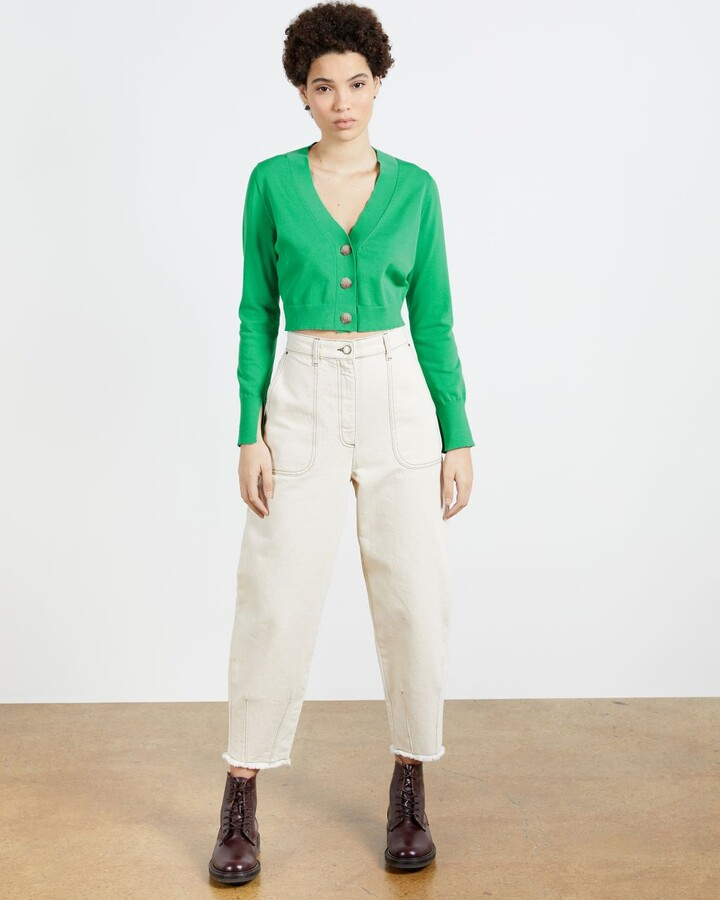 Thumbnail for your product : Ted Baker Crop Cardigan