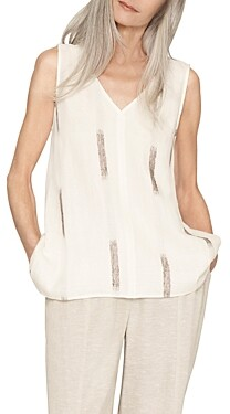 Thumbnail for your product : b new york Relaxed V Neck Tank