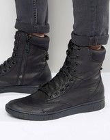 Diesel Boulevard Lace Up Boots