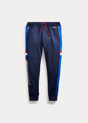 Ralph Lauren Double-Knit Track Pant