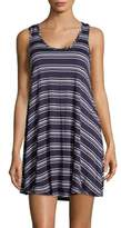 J Valdi Scoopneck Tank Dress