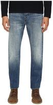Vince Selvedge Straight Fit Denim Men's Jeans