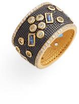 Freida Rothman Women's Frieda Rothman Modern Mosaic Cigar Ring