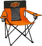 NCAA Outdoor Logo Brand Oklahoma State Cowboys Elite Fold-Up Chair