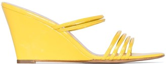 Kalda Simon 70mm wedge sandals