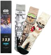 Stance Men's Star Wars Empire Strikes Socks (3 in 1) Back