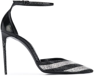 Saint Laurent Zoe 115 mm pointed-toe pumps