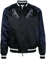Mens Black Baseball Jacket - ShopStyle