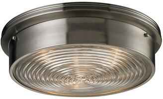 Artistic Home & Lighting 3-Light Flushmount