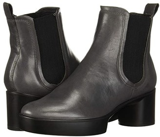 Ecco Shape Sculpted Motion 35 Chelsea Ankle Boot (Wild Dove) Women's Boots