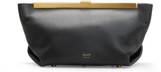 KHAITE Aimee Framed Clutch Bag