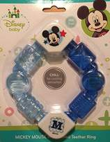 Disney Mickey Mouse Water-Filled Teether Ring