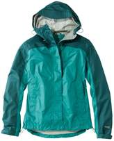 L.L. Bean L.L.Bean Trail Model Rain Jacket, Colorblock