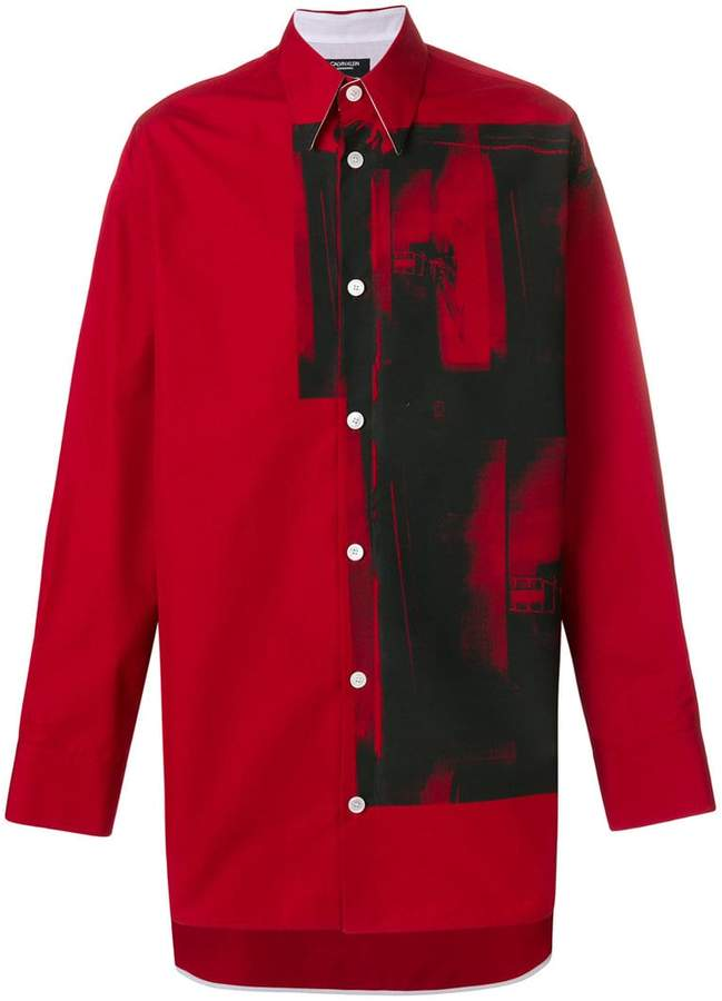 Calvin Klein x Andy Warhol Foundation Little Electric Chair shirt