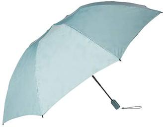 Vera Bradley Inverted Umbrella (Sunny Garden) Umbrella