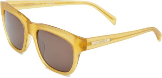 Jil Sander Acetate sunglasses